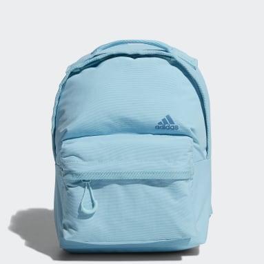 Women Tennis Blue Mini Backpack