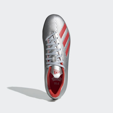 Calzado de Fútbol X 19.4 Césped Artificial Plata Hombre Fútbol