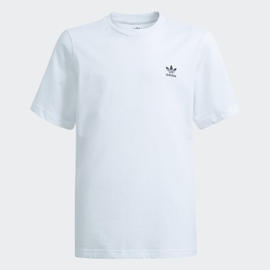 Kinder Originals adicolor T-Shirt Weiß