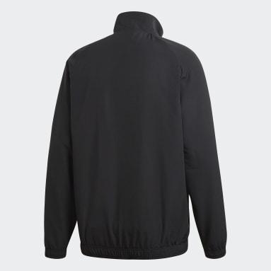 Men Gym & Training Black Core 18 Presentation Jacket