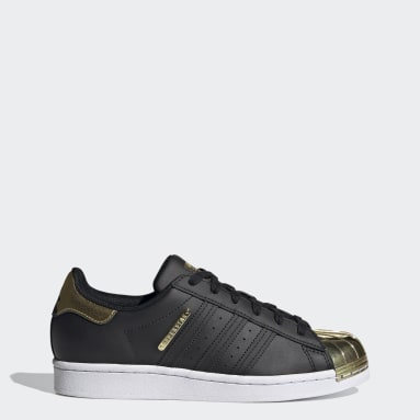 Women Originals Black Superstar MT Shoes