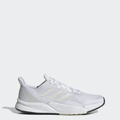 Running White X9000L2 Shoes