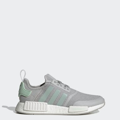 Originals Grey NMD_R1 Shoes