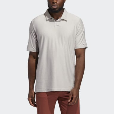 Men Golf Beige Go-To Polo Shirt