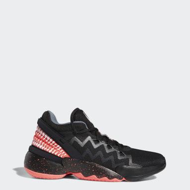 Sapatos Venom D.O.N. Issue #2 Preto Basquetebol