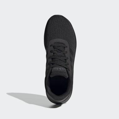 Zapatillas Lite Racer 2.0 (UNISEX) Negro Niño Diseño Deportivo