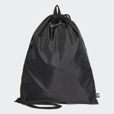 Originals Black Trefoil Gym Sack