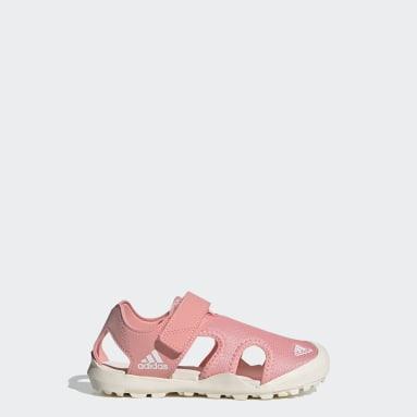 Kids Outdoor Pink Terrex Captain Toey Sandals