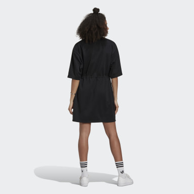 Women Originals Black Tee Dress