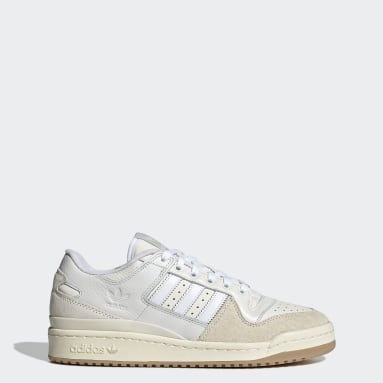 Men Originals White Forum 84 Low ADV Shoes