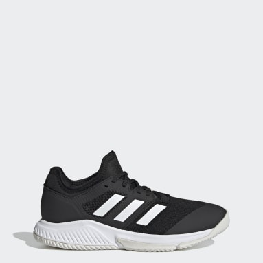 Sapatos Court Team Bounce – Pavilhão Preto Mulher Netball