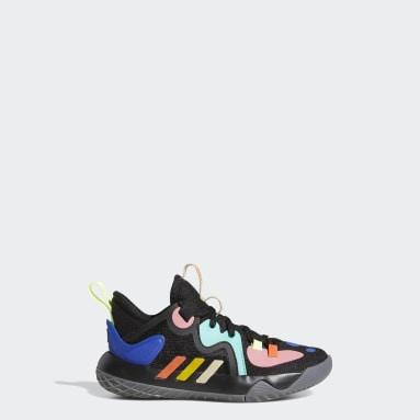 черный Баскетбольные кроссовки Harden Stepback 2