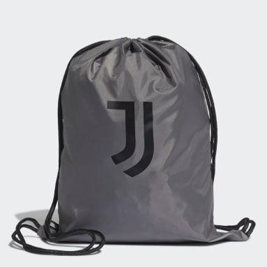 Football Grey Juventus Gym Sack