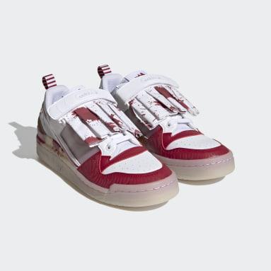 Men Originals White Forum Low Shoes
