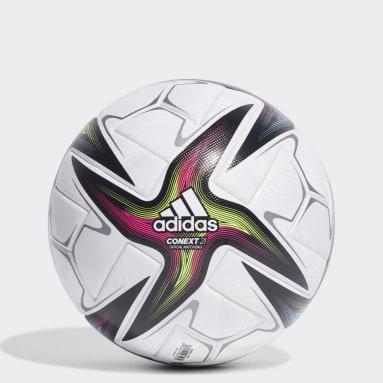 ผู้ชาย ฟุตบอล สีขาว ลูกฟุตบอล Conext 21 Pro