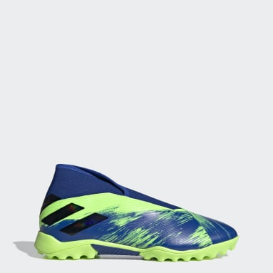 Football Green Nemeziz 19.3 Turf Boots