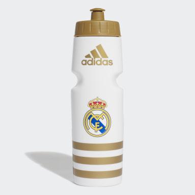 Voetbal Wit Real Madrid Waterfles