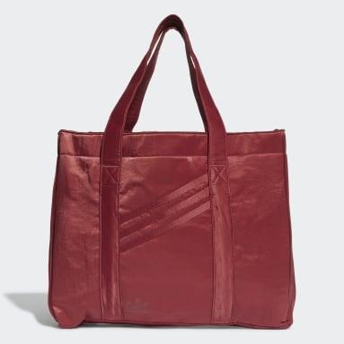 Bolso Shopper Rojo Mujer Originals