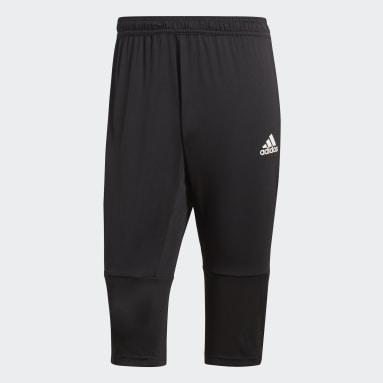 Pantaloni 3/4 Condivo 18 Nero Uomo Calcio