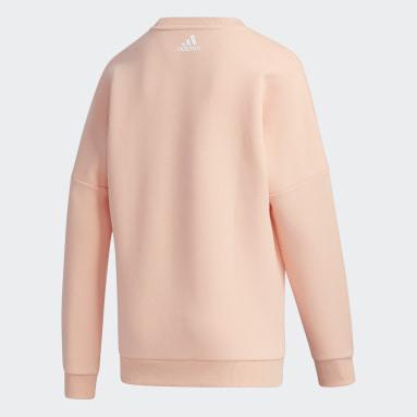 розовый Джемпер CNY