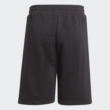 Kinderen Originals Zwart Adicolor Short