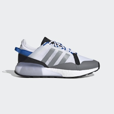 Originals White ZX 2K Boost Pure Shoes