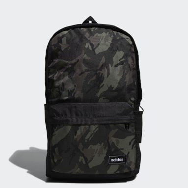 Gym & Training Green Classic Camo Backpack
