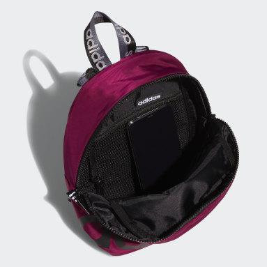 Training Purple Linear Mini Backpack