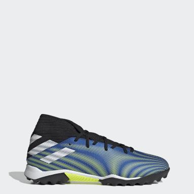 Men's Soccer Blue Nemeziz.3 Turf Shoes