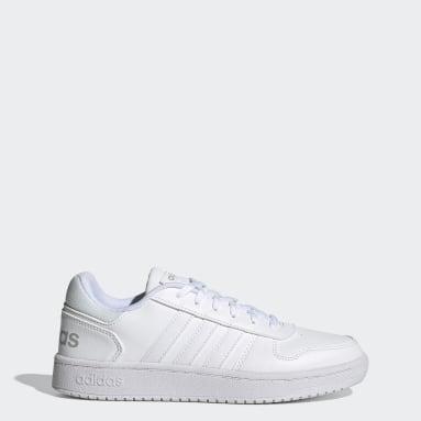 Kadın Sport Inspired Beyaz Hoops 2.0 Ayakkabı