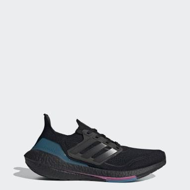 Løb Sort Ultraboost 21 sko