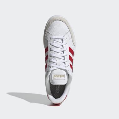 Erkek Sport Inspired Beyaz Grand Court SE Ayakkabı