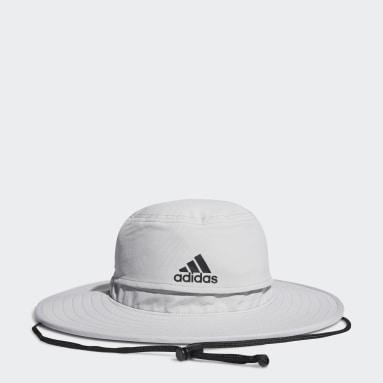 Chapeau de soleil UV gris Hommes Golf