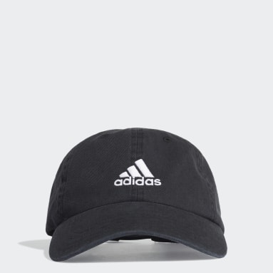 Cricket Black Dad Cap