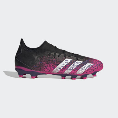 Scarpe da calcio Predator Freak.3 Low Multi Ground Nero Calcio