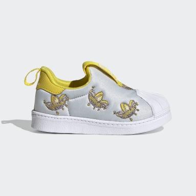 Barn Originals Blå Superstar 360 Shoes