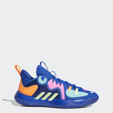 Basketball Blue Harden Stepback 2 Shoes
