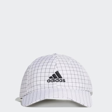 Field Hockey White Primeblue Dad Cap