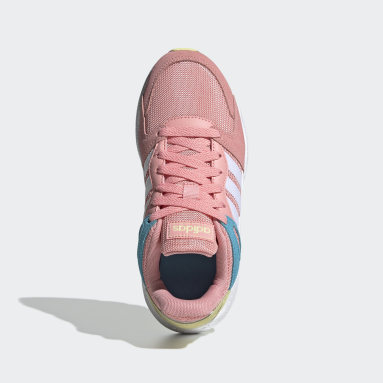 Kids Running Pink Crazychaos Shoes