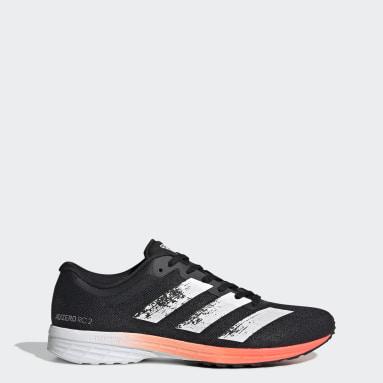 ผู้หญิง วิ่ง สีดำ รองเท้า Adizero RC 2.0