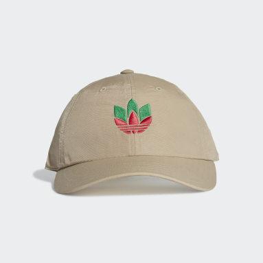 Originals 3D Adicolor Vintage Kappe Braun