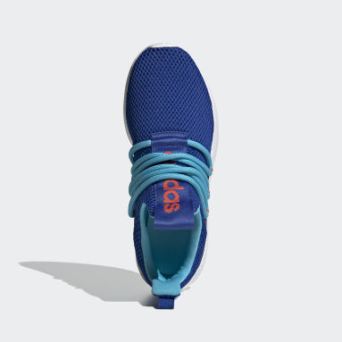 Chaussure Lite Racer Adapt3.0 Bleu Enfants Essentials