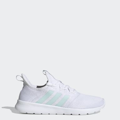 Women Sport Inspired White Cloudfoam Pure 2.0 Shoes
