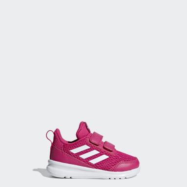 Bebek Koşu Bordo AltaRun Ayakkabı