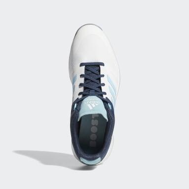 Women's Golf White EQT Spikeless Golf Shoes