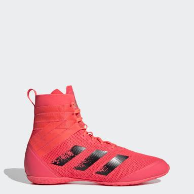 Chaussure Speedex 18 Rose Boxe