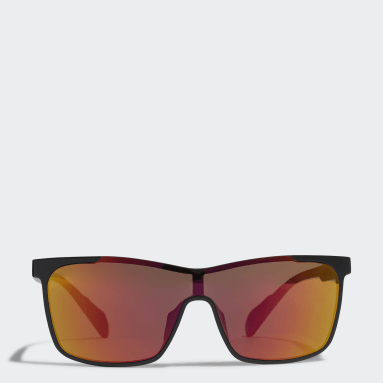 Running Black Sport Sunglasses SP0019