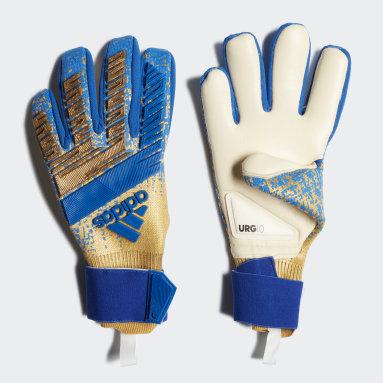 Soccer Gold Predator Pro Gloves