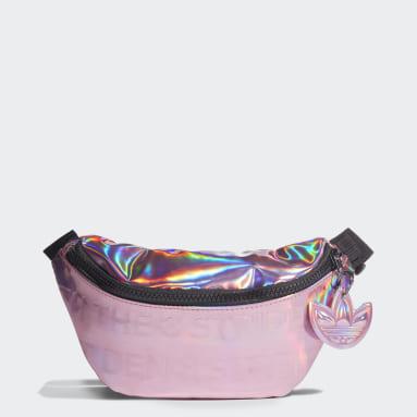 Bolsa de Cintura Rosa Mulher Originals