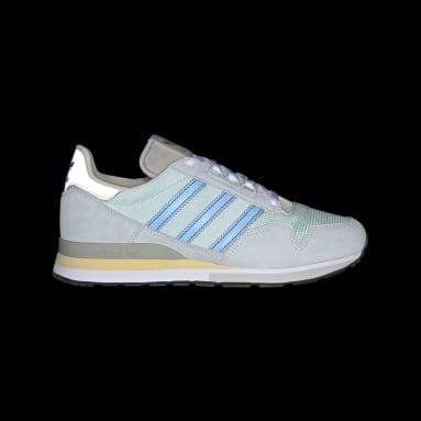 Dames Originals Blauw ZX 500 Schoenen